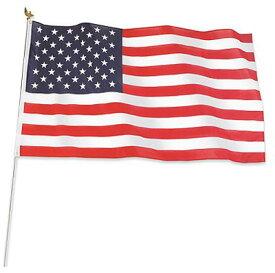 【5%OFFクーポン発行中】USA国旗 アメリカ 星条旗 国旗 85cm x153cm Polycotton Betsy Flags 3' x 5' Polycotton American Flag