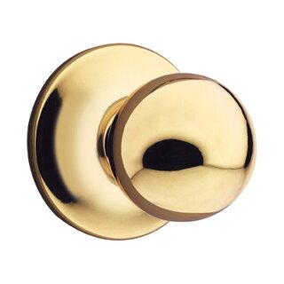 クイックセットKwikset製ノブセットポリッシュドブラス真鍮ゴールド