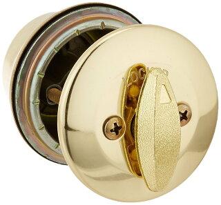 クイックセットKwikset製ドア錠セット真鍮ゴールド