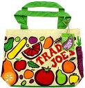 【楽天スーパーSALE〜半額50%OFF!】トート バッグ Trader Joe's トレーダージョーズ コットン 丈夫 グローサリー 野菜とフルーツ エコ…