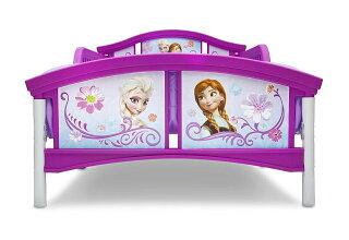 Disney(ディズニー)アナと雪の女王DeltaChildren's組み立て式子供用ベッド