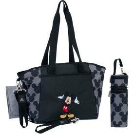 【驚きの5%クーポン+5%還元】マザーズバッグ ママさんバッグ USA直輸入 ディズニー Disney ミッキーマウス 5-in-1 マザーズバッグ セット Disney Mickey Mouse 5-in-1 Diaper Tote Set