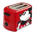 【前倒し:15%OFFクーポン発行中】ディズニー トースター ポップアップトースター ミッキーマウス Disney DCM-21 Mickey Mouse 2 Slice …