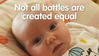 ヌークディズニー哺乳瓶ボトル