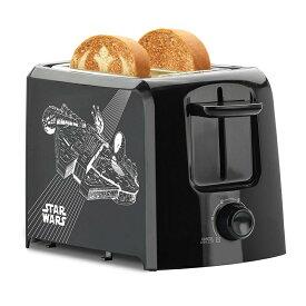 【5%オフクーポン発行中】ディズニー トースター ポップアップトースター スターウォーズ Disney LSW-21CN Star Wars 2-Slice Toaster