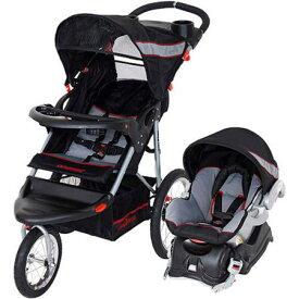 ベビートレンド Baby Trend 3輪バギー ベビーカー エクスペディション LX トラベルシステム ミレニアム チャイルドシート