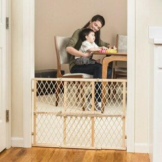 赤ちゃんやペットのための安全ゲートベビーゲート