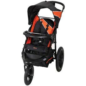 【驚きの5%クーポン+5%還元】ベビートレンド Baby Trend 3輪バギー ベビーカー ジョギングストローラー ジョガー Baby Trend XCEL Jogging Stroller Tiger Lily