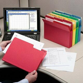 ファイルの整理にSmeadファイルポケット