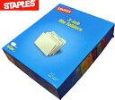 【夏休み5%OFFクーポン!】 TRU RED マニラファイル Staples! 書類整理がとても簡単に マニラ ファイル フォルダー 1/3-Cut Tab Letter…