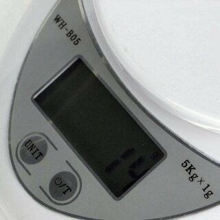 家庭用デジタルキッチンスケールデジタルスケールはかり食品ダイエット郵便用