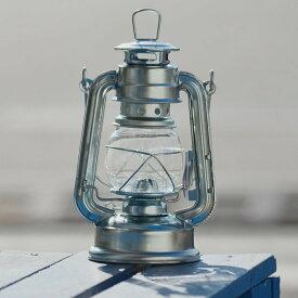 ●進呈!5%オフクーポン●小型 ハリケーン オイルランタン ランタン シルバー アウトドア オイルランプ キャンプ Silver Hurricane Kerosene Oil Lantern Emergency Hanging Light / Lamp 8インチ O-6972 地震 停電対策 停電 災害 おしゃれ