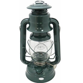 ●進呈!5%オフクーポン●Dietz デイツ 中型 #76 オリジナル オイルランタン グリーン 10インチ ハリケーンオイルランタン Original Oil Burning Lantern (Green)