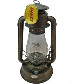 ●進呈!5%オフクーポン●Dietz デイツ 大型 #80 ブリザード オイルランタン 無塗装 14.5インチ ハリケーンオイルランタン Blizzard Oil Burning Lantern (Unfinished)