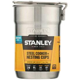 5%オフクーポン発行中 Stanley スタンレイ アドベンチャー キャンプ クックセット カップ マグ Adventure Camp Cook Set おうち時間 ステイホーム