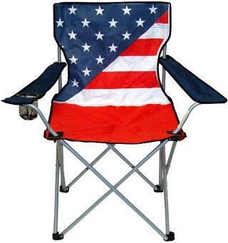 USA星条旗チェアー