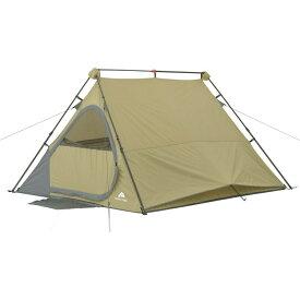 5%オフクーポン発行中 テント オザークトレイル Ozark Trail Aフレームテント 4人用 8' x 7' インスタント アウトドア 輸入 キャンプ 災害 快適 おしゃれ ソロ ソロキャンプ 一人キャンプ