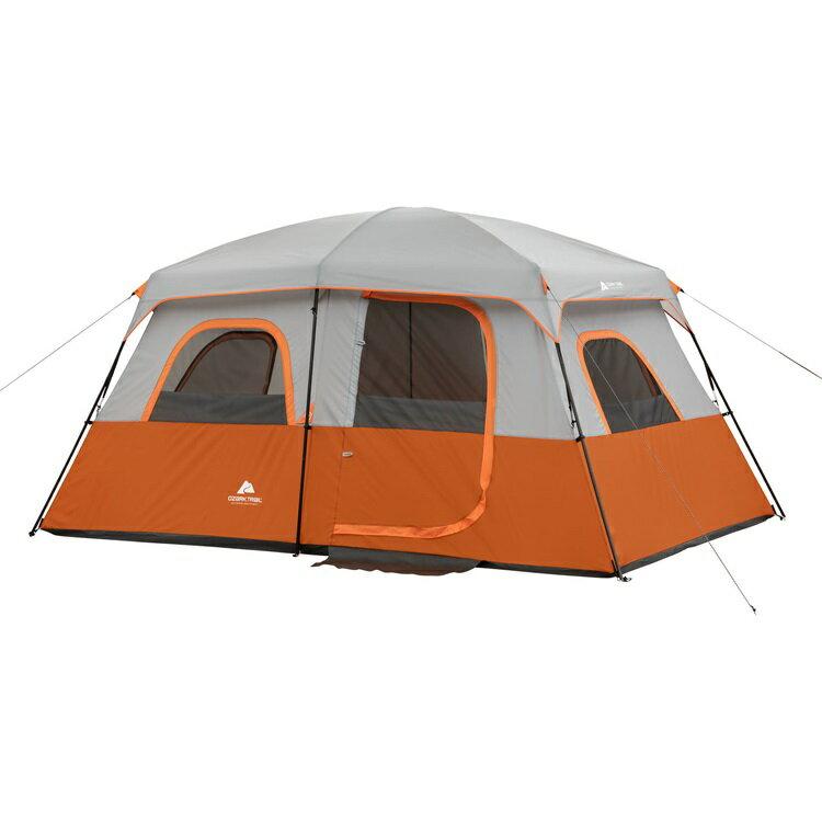 オザクトレイル テント 8人用 ファミリー キャビンテント 大型テント Ozark Trail Family Cabin Tent Sleeps 8