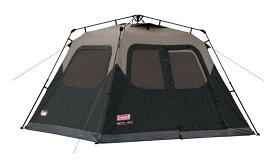 5%オフクーポン発行中 輸入テント キャンプ アウトドア 輸入 テント ファミリー コールマン 6人用 インスタント キャビン レインフライ付き 輸入 Coleman おしゃれ 災害 快適