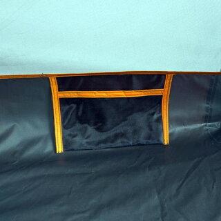 ブッシュネル1人用バックパックテント