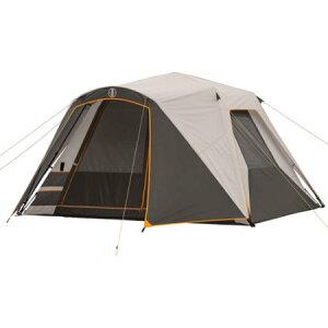 本日は全商品 5%オフクーポン アウトドア 輸入 テント ファミリー ブッシュネル 輸入 シールドシリーズ 6人用 インスタント キャビン Bushnell Shield Series 11' x 9' Instant Cabin Tent Sleeps 6 おしゃれ