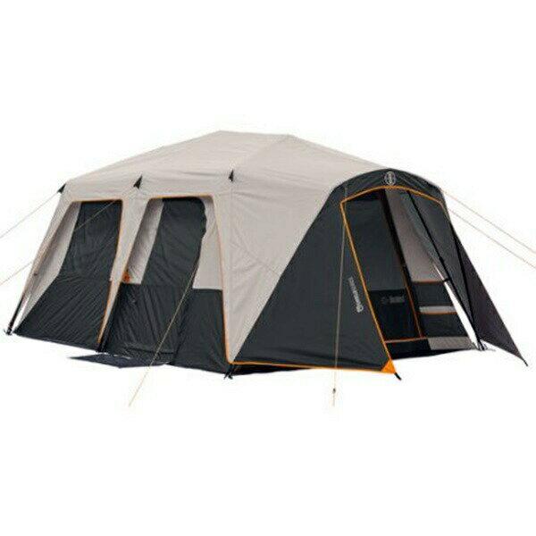 輸入テント ブッシュネル USA直輸入 シールドシリーズ 9人用 インスタント キャビンテント Bushnell Shield Series 15' x 9' Instant Cabin Tent Sleeps 9