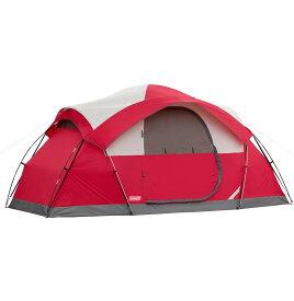 ●進呈!5%オフクーポン●輸入テント キャンプ アウトドア 輸入 テント ファミリー コールマン シマロン 8人用ドーム 大型 Cimmaron 8-Person Modified Dome Tent おしゃれ 災害 快適
