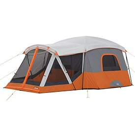 5%オフクーポン発行中 輸入テント キャンプ アウトドア 輸入 テント コアエクイップメント 大型 11人用 大型 キャビンテント おしゃれ 災害 快適
