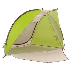 プライム クーポン 本日は全商品 10%OFF! アウトドア 輸入テント テント ワンタッチ 海 グリーン コールマン コンパクト ビーチシェード 海で山 川 公園で 紫外線防止 シェードシェルター ア