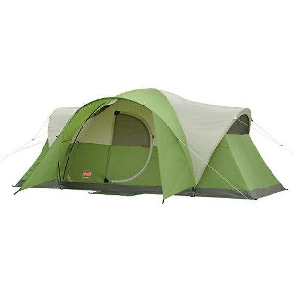 エアーベッド プレゼント中!コールマン テント モンタナ 8人用 ドームテント大型テント Coleman Montana 8-Person Tent