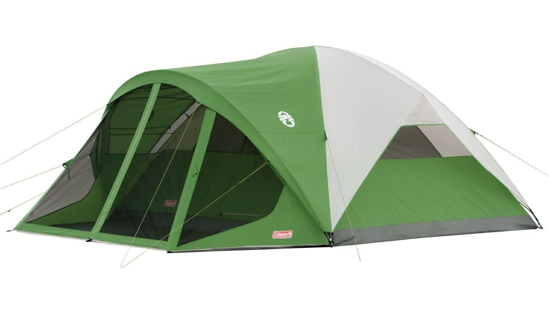 輸入テント コールマン テント エヴァンストン 8人用 スクリーンテント 大型テント Coleman Evanston 8 Screened Tent