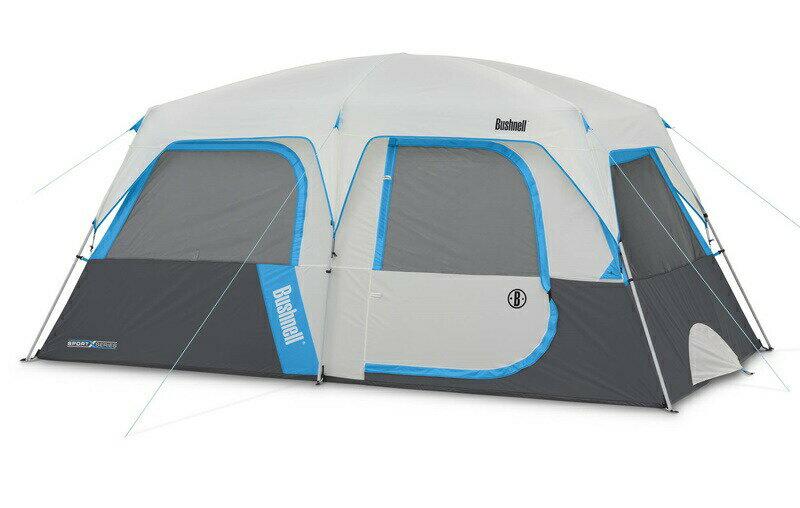 輸入テント ブッシュネル テント スポーツシリーズ 輸入 大型 ファミリー キャビン テント 8人用 USA直輸入 Bushnell Sport Series 14' x 8' Cabin Tent, Sleeps 8