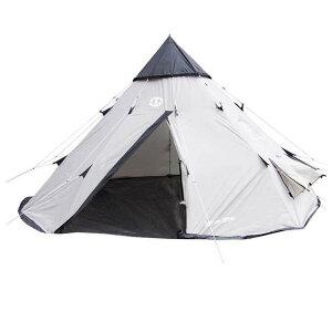 プライム クーポン 本日は全商品 10%OFF! アウトドア 輸入 テント ファミリー Tahoe Gear タホギアー ビッグホーン 円錐形 Bighorn 4-Person 10' x 10' Teepee Cone Shape Tent TGT-BIGHORN-4 おしゃれ 災害 停電 快