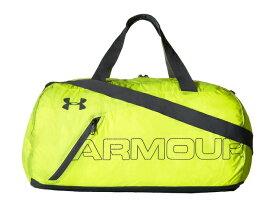 アンダーアーマー ユニセックス ダッフルバッグ Under Armour UA Adaptable Duffel Yellow/Graphite/Silver