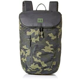 【10%オフクーポン発行中】アンダーアーマー ライフスタイル 迷彩 バックパック Under Armour Unisex Lifestyle Backpack
