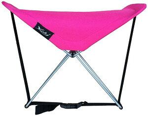Y-ply イプリ 多機能 ポータブル アウトドア 椅子 ビーチで快適使用こ ヘッドレスト 枕 足置き 小さな折りたたみ式椅子 Fuchsia ピンク