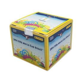 PANINI パニーニ 2014 FIFAワールドカップ パニーニ 50ステッカーパック ボックス 2014 FIFA World Cup Panini 50 Sticker Pack Box