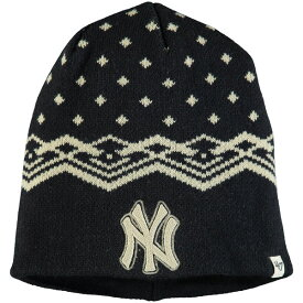【驚きの20%クーポン+5%還元】ニューヨークヤンキース New York Yankees '47 フォーティーセブン ニット ビーニー 帽子 Norwich Knit Beanie - Navy