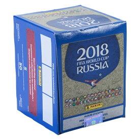 PANINI パニーニ 2018 ワールドカップ ロシア サッカートレーディングカード 2018 FIFA World Cup Russia? Panini Sticker Collection - 50 Pack