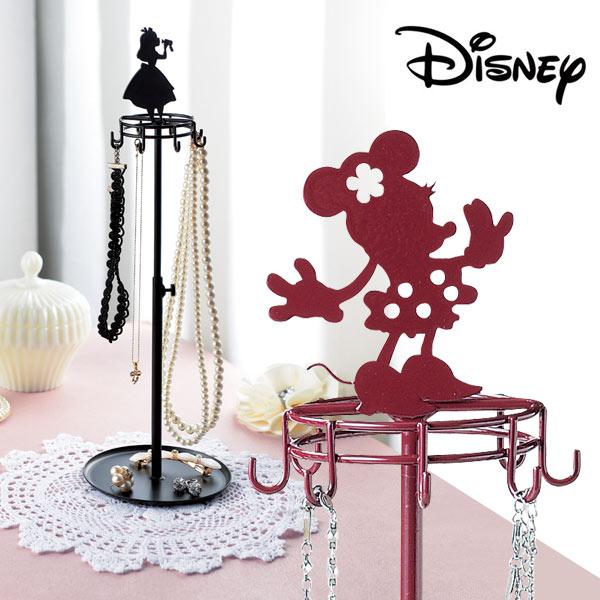 ACCESSORY STAND アクセサリースタンド ネックレススタンド ジュエリースタンド おしゃれ かわいい ディズニー アリス ミッキーマウス ミニーマウス あす楽