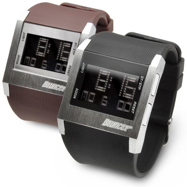 BOUNCER バウンサー デジタルストリーム メンズ デジタル 腕時計 正規品 あす楽