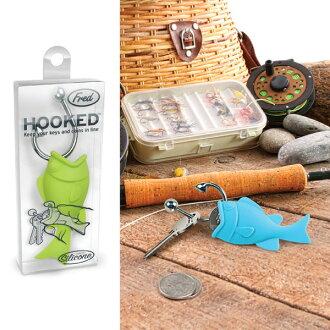 钓条鱼密匙环钥匙扣硬币持有人 Fred / 手表 & 小玩意理想时间 P15Aug15