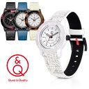 【送料無料】レディース 腕時計 スマイルソーラー シリーズ 007 36mm ブランド Q&Q 人気 ソーラー充電 10気圧防水 プレゼント
