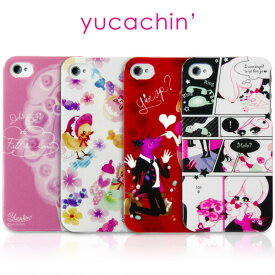 メール便可 iPhone4/4s カバー DESIGN JACKET collection by yucachin ブランド NATURAL design iPhone ケース ハード /あす楽