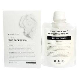 【定形外郵便・送料無料】NEWバルクオム ザ フェイスウォッシュ(BULK HOMME the face wash)洗顔料 100g