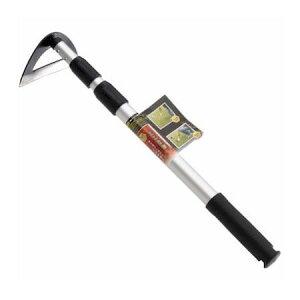 カネコ総業 4989921935522 軽いアルミ製 3段伸縮式 ミニ立鎌