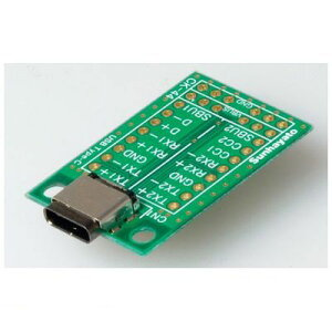 Sunhayato(サンハヤト)[CK-44]USBType−Cコネクタ変換基板CK44【5400円以上送料無料】