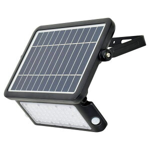 日動工業 SOL10PIR60K 日動ソーラーLEDセンサーライト エコフラッシュ