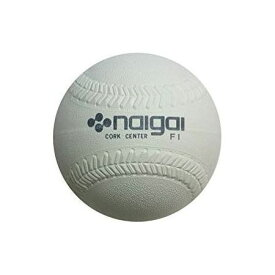 [NG-3]内外ゴム ソフトボール3号 検定球 1P NG3