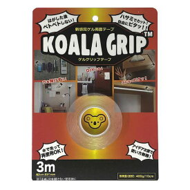 ブルーフォレスト貿易 KG-02 コアラグリップ両面テープ 1mm厚 KG02